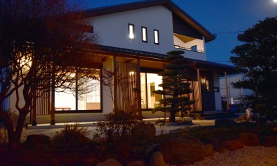 愛知県小牧市 N様邸 (facade)