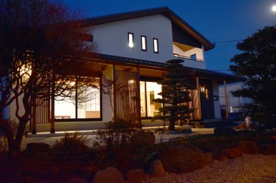 facade (愛知県小牧市 N様邸)