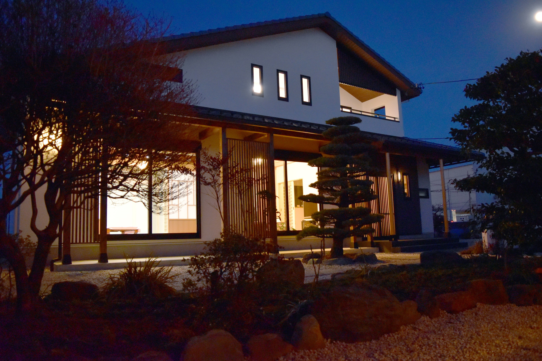 外観事例:facade(愛知県小牧市 N様邸)