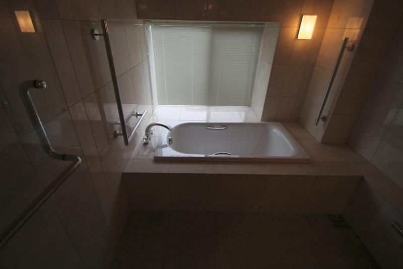 アジアンリノベーション(マンションリノベーション)の部屋 バスルーム