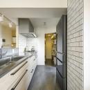 M邸_好きで彩るの写真 キッチン