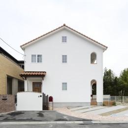 愛知県あま市 N様邸 (facade)