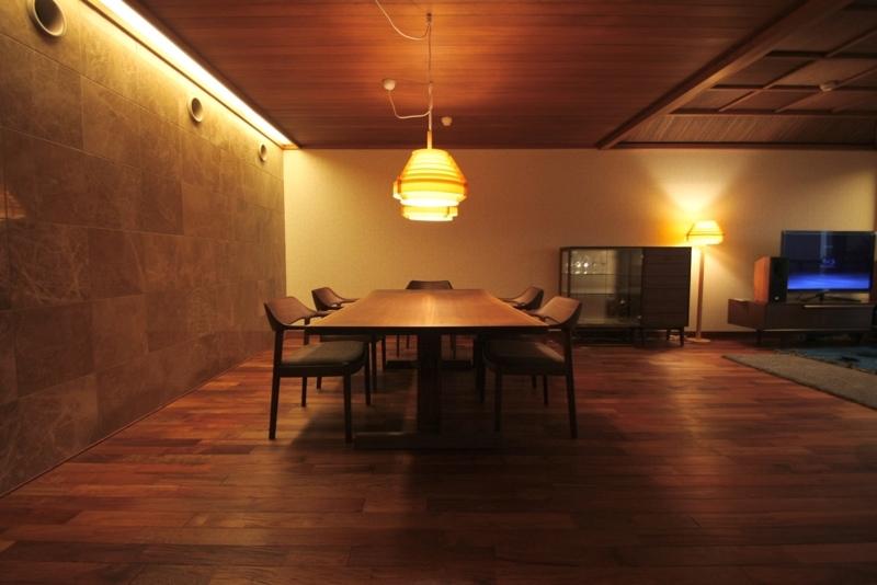 建築家:渡辺貞明建築設計事務所「アジアンリノベーション(マンションリノベーション)」