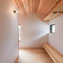 みはらしだいの家|三鷹市(半平屋の暮らし)の写真 ウォークインクローゼット