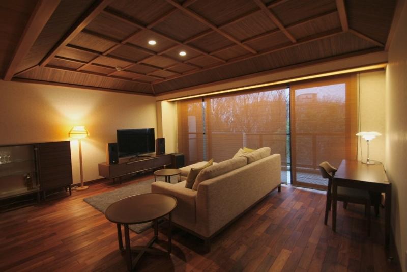 アジアンリノベーション(マンションリノベーション)の部屋 LD