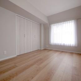 収納充実のナチュラル空間 (洋室3)