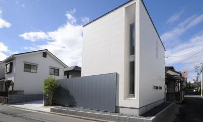 吉島邸 小さな中庭のある住宅