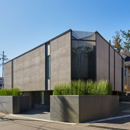 se house (外観)