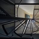 se houseの写真 螺旋階段