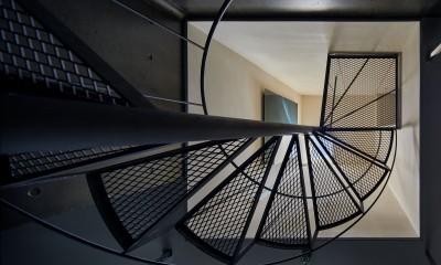 se house (螺旋階段)