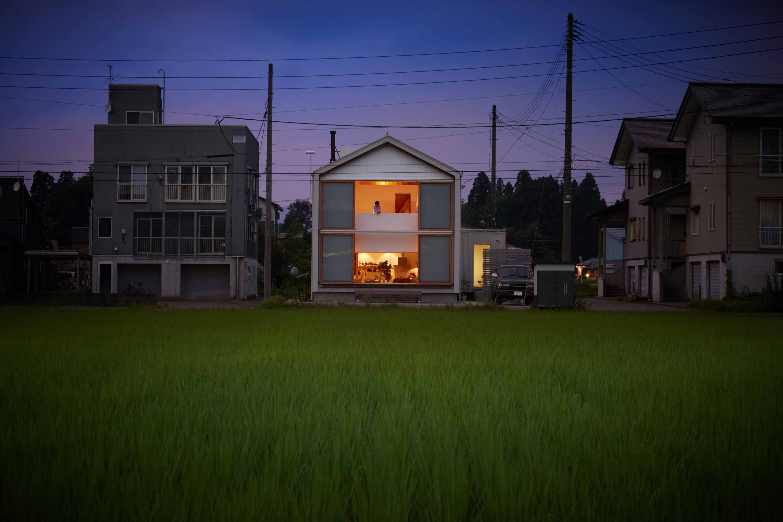 外観事例:外観(m house)