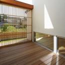 若子の家-wakagoの写真 ウッドデッキ