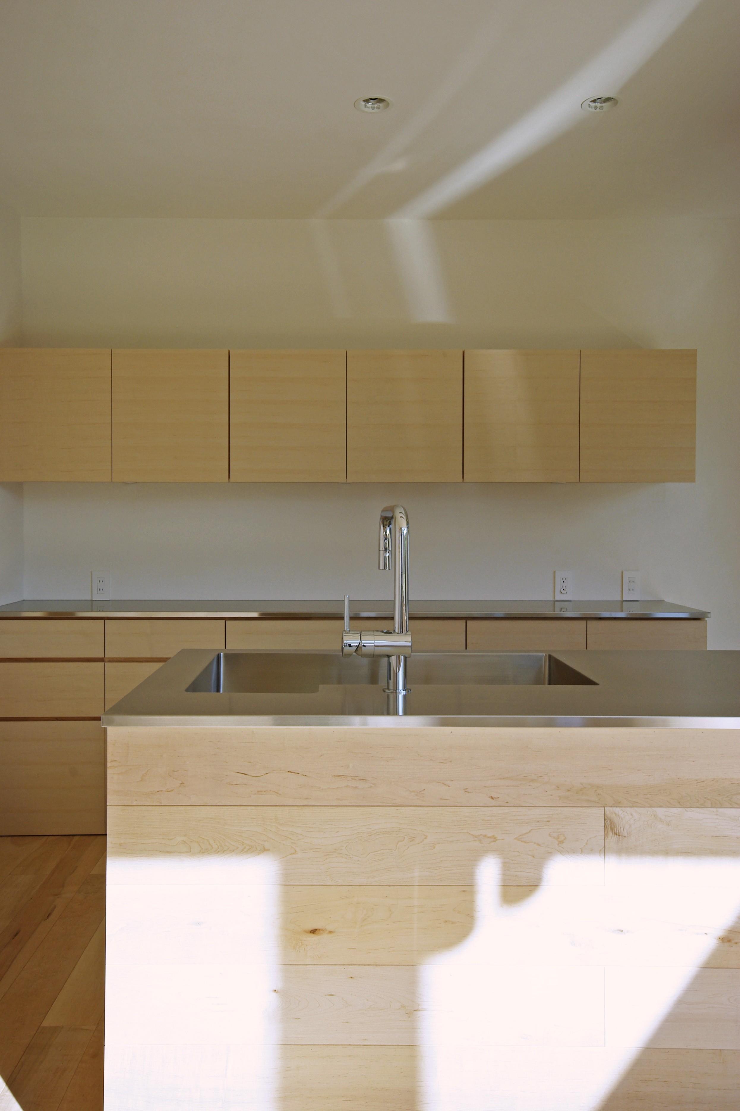 キッチン事例:キッチン(若子の家-wakago)