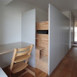 都島のマンションリフォーム (こども部屋)