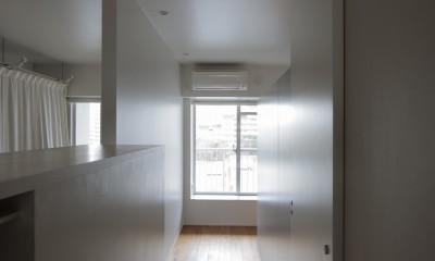都島のマンションリフォーム (廊下)