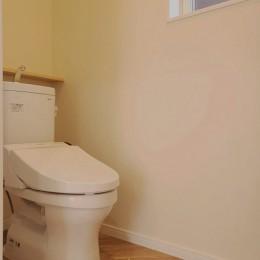 洋風のかわいいお家 (トイレ)