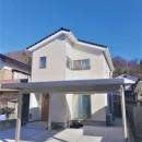 洋風のかわいいお家の写真 外観