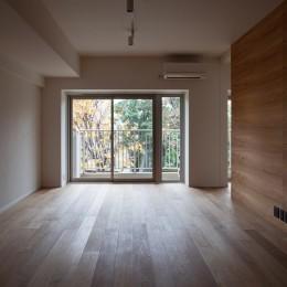加賀の家 (リビング)