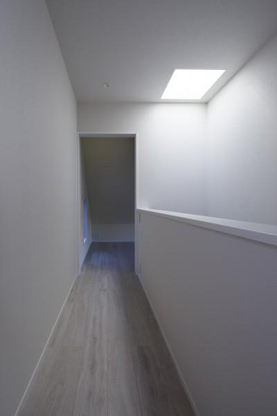 高島平の家2 (廊下)