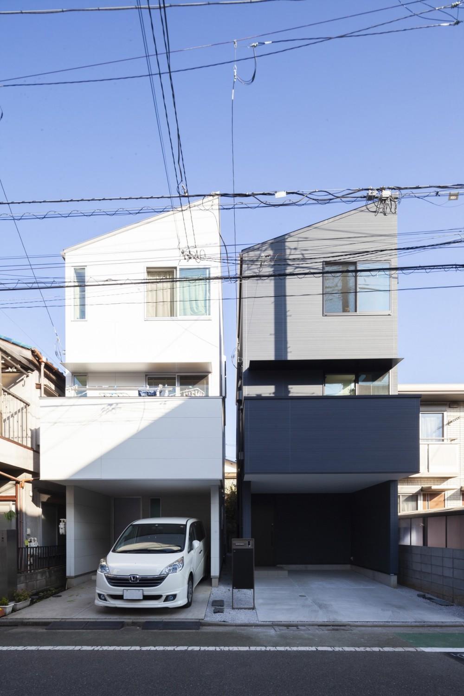 高島平の家2 (外観)