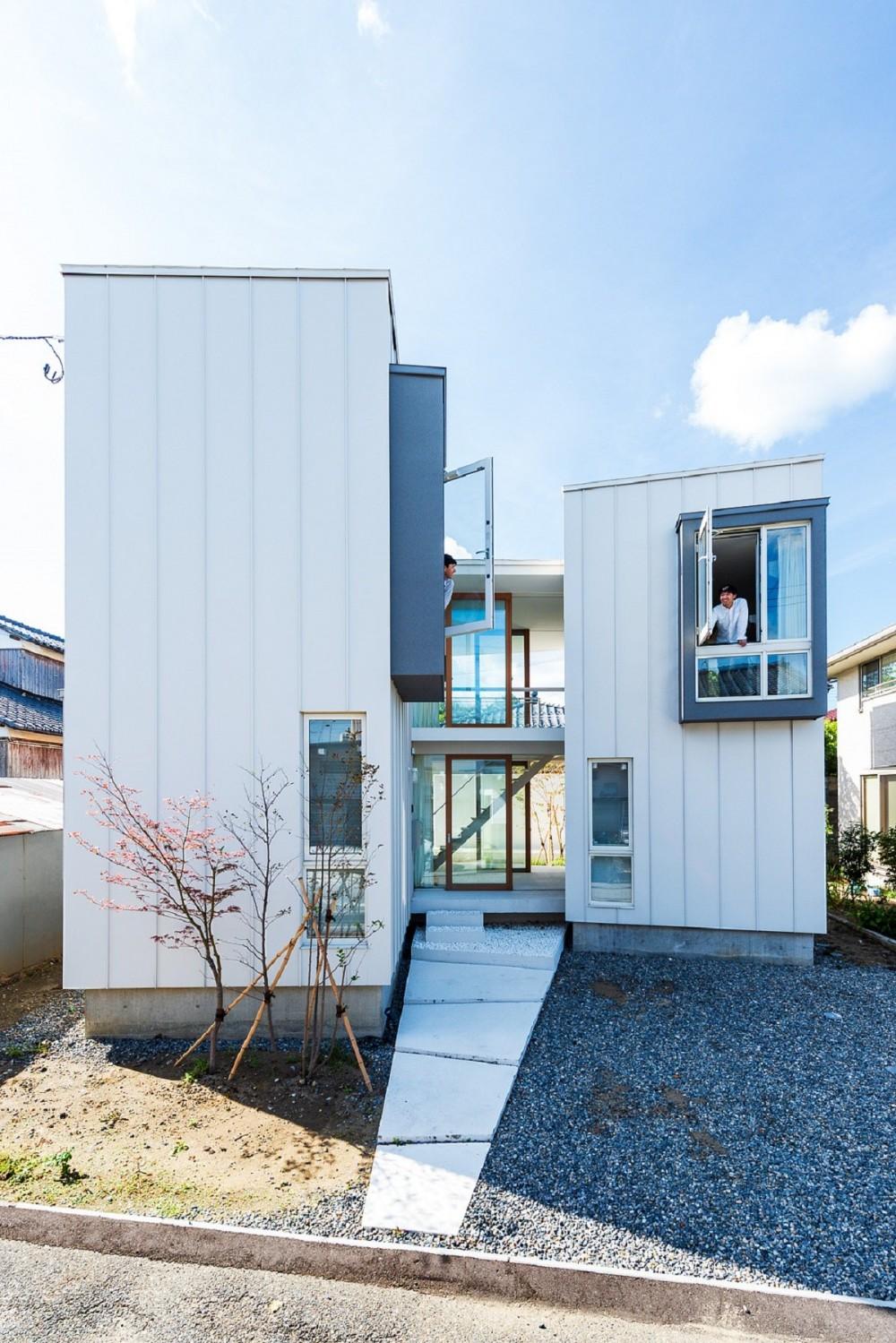 外観 (su house)