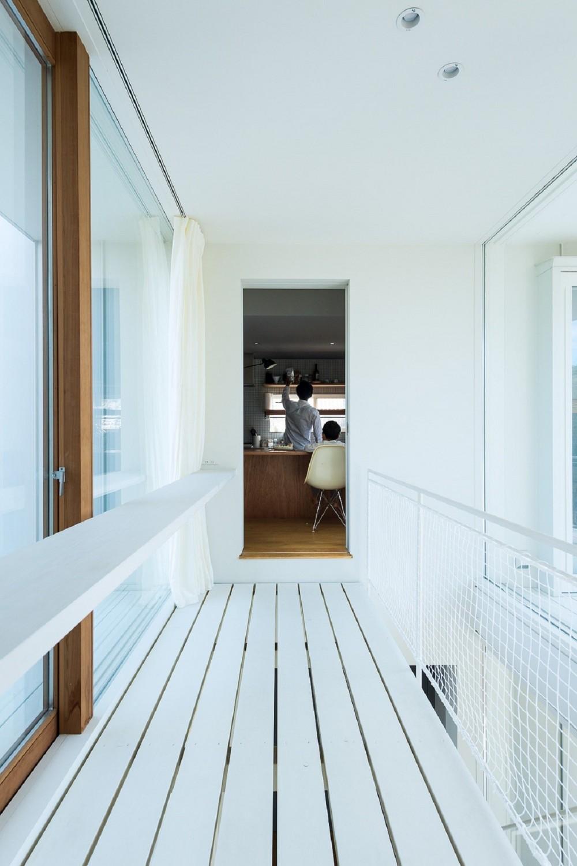 su house (キッチン・廊下)