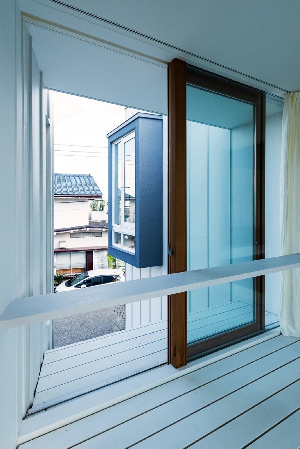 su house (窓・木製建具)