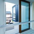 su houseの写真 窓・木製建具
