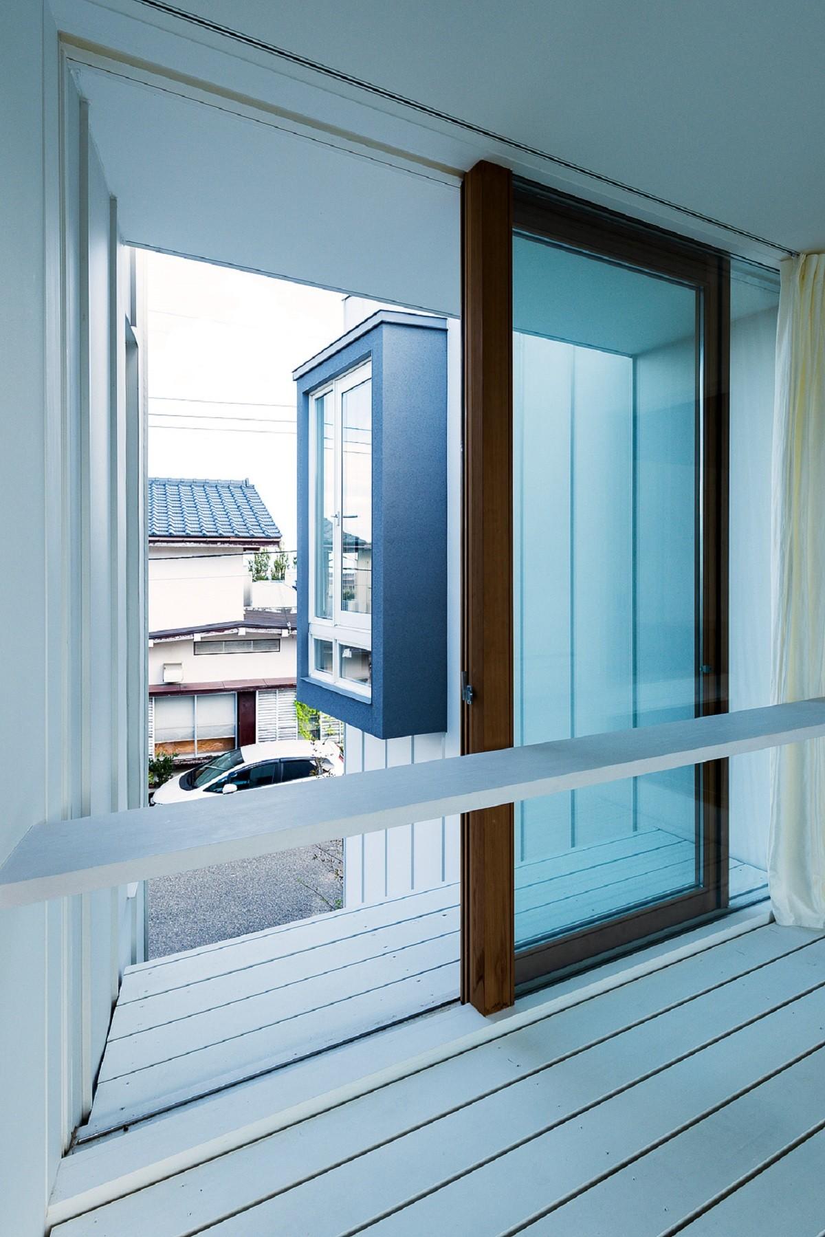 その他事例:窓・木製建具(su house)