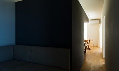 su house (リビングルーム)