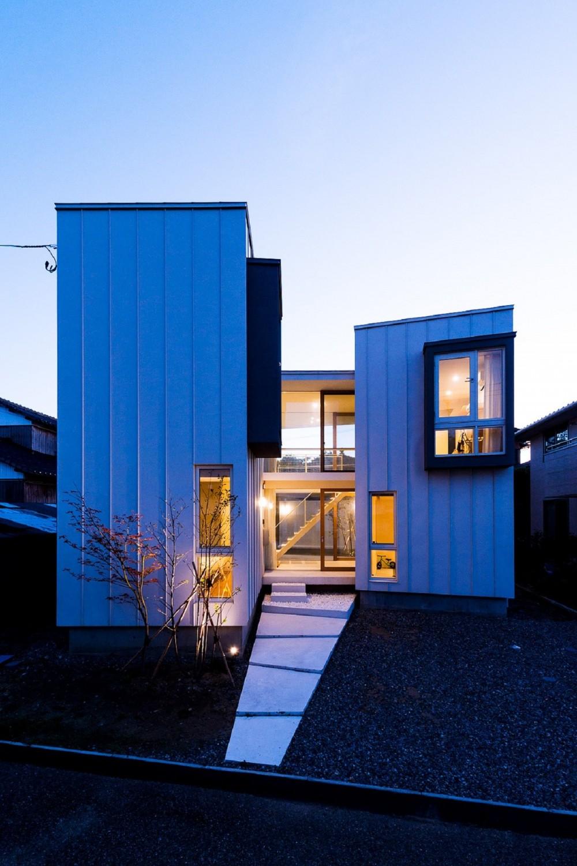 su house (外観)