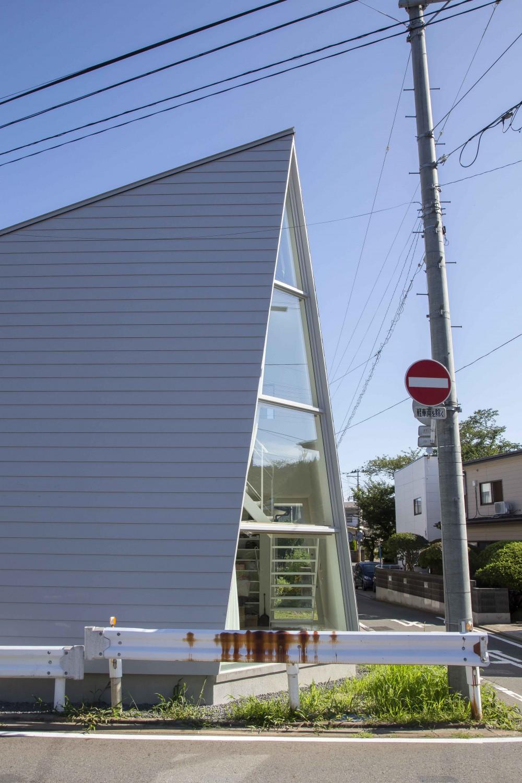 外観 (shiro house)