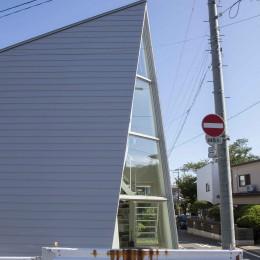 shiro house (外観)