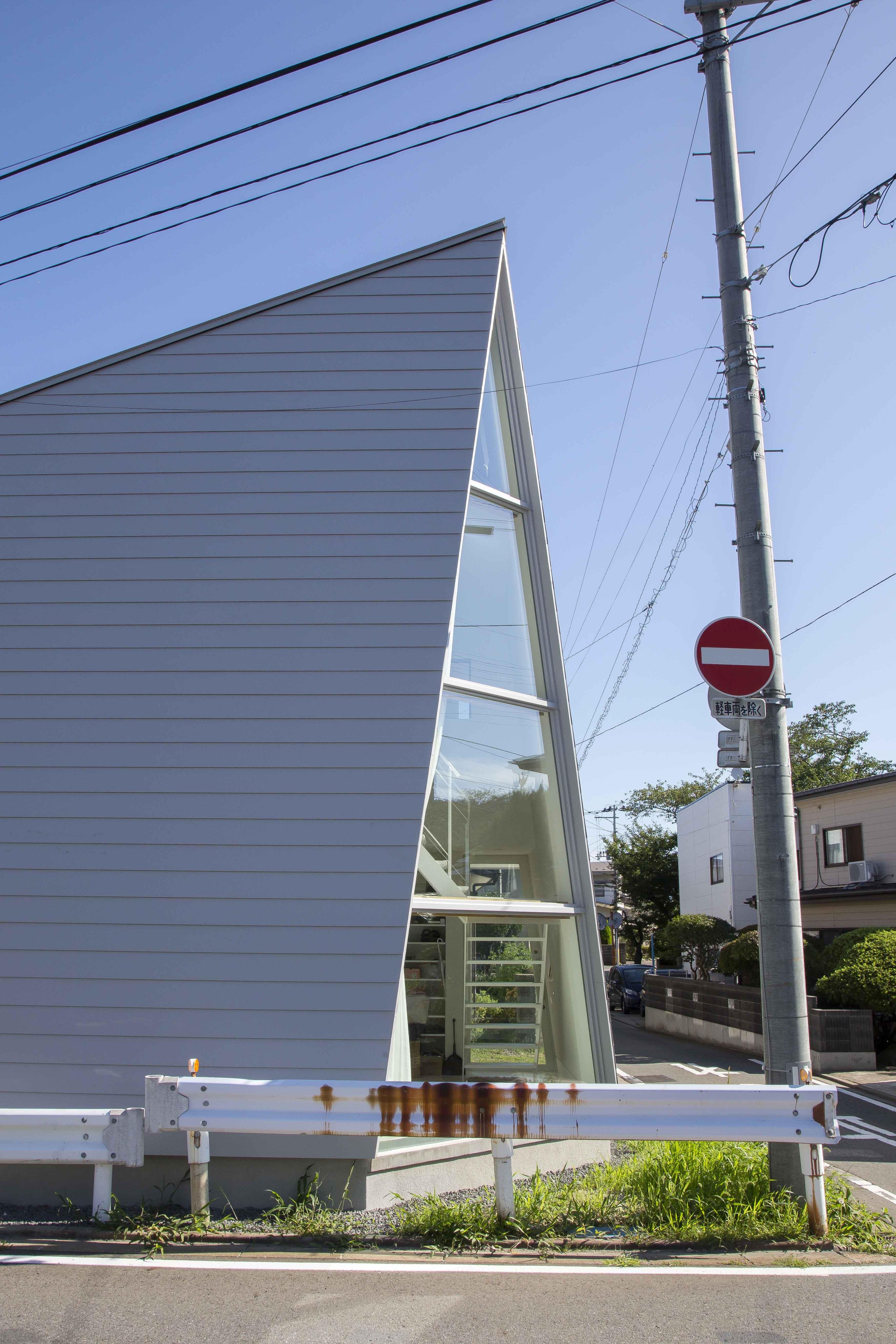 外観事例:外観(shiro house)