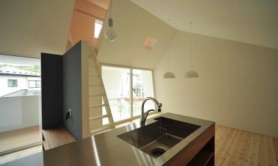 shiro house (キッチン・ダイニング)