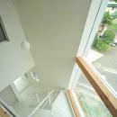 shiro houseの写真 階段・吹き抜け