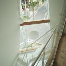 shiro houseの写真 大開口・階段