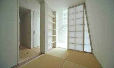 shiro house (和室)