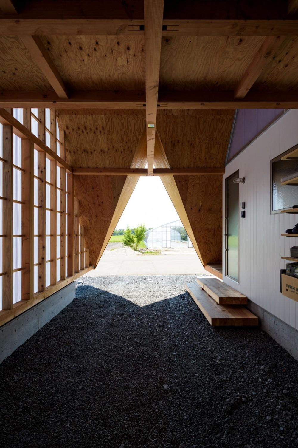 hara house (ガレージ)