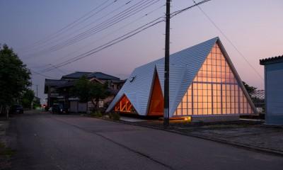 hara house (外観)