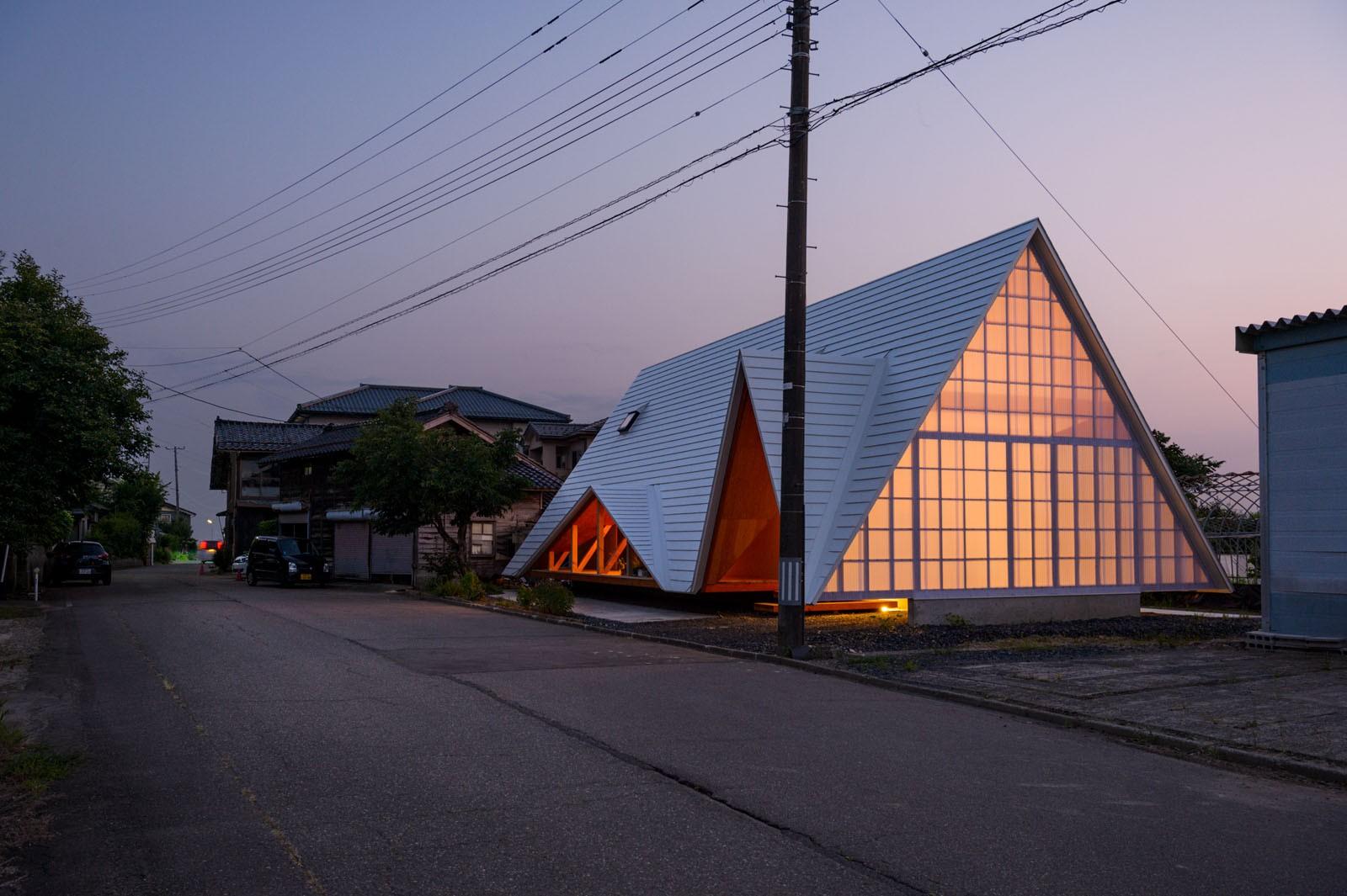 外観事例:外観(hara house)