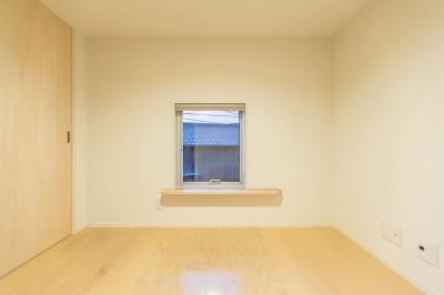 書斎 (3-BOX 1800万円の家)