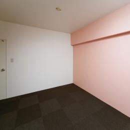 rust リノベ×(デザリボ+リブロック)=無骨でおしゃれな空間 (部屋1)