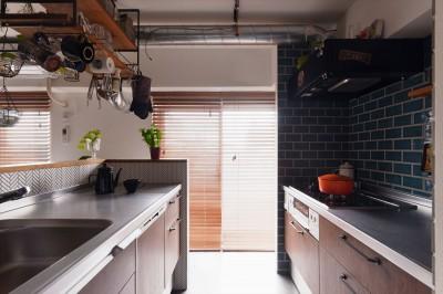 キッチン (T邸_bly)