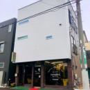 道路の拡幅で建物を切断/Cutterさんの減築リノベーションの写真 <Cut-House/Cuttersさんの減築リノベーション>さいたま市