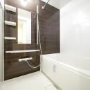 築50年のマンションを住みやすい賃貸ルームにの写真 バスルーム