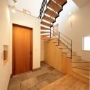 藤沢湘南の家の写真 玄関ホール
