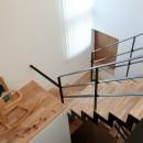 藤沢湘南の家の写真 階段