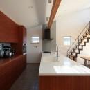 藤沢湘南の家の写真 キッチン