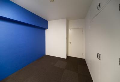 部屋2 (rust リノベ×(デザリボ+リブロック)=無骨でおしゃれな空間)